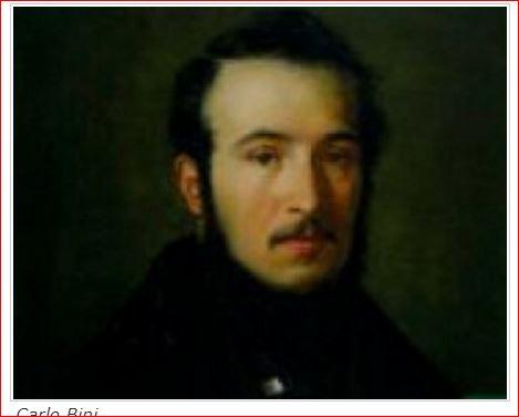 Carlo Bini e la Livorno che non lo conosce. (di Ennio Succi)